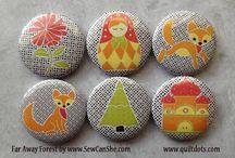 SewCanShe Designs Quilt Dots