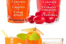Juice Detox Healty Drink