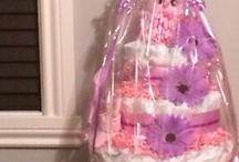 Angellas Creations diaper cakes