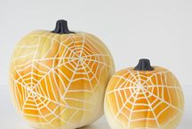 Pumpkin, pumpkin, dress up and candy / Inspiration for halloween and easter