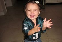 Philadelphia Eagles Baby Fun / Philadelphia Eagles Babies, ideas, gifts, fun products and baby showers
