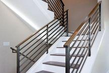 Stairs rail