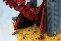 lego bricks...