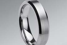 Fashion Wedding Rings / by Tungsten Republic