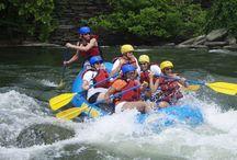 Rafting!