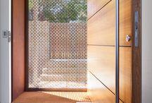Doors / external and security doors