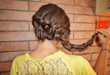 Fashion fix / Moda e tendenze capelli, hair up, braid
