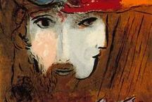 Chagal Marc / Marc Chagall 1887-1985 | Cubist, Symbolist, Fauve and Surrealist painter