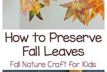 fall's activities for toddler