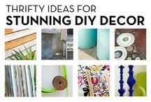 DIY Ideas / by Cathy Boyd