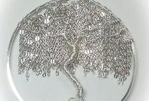 Strom přívěsek