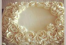 Tårtor, rulltårtor mm
