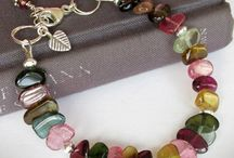 Tourmaline Gemstone Beads, Tourmaline handmade jewelry / Tourmaline Gemstone Beads, Tourmaline Chip Nugget Beads, Tourmaline handmade jewelry