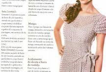 Vestidos de Crochê. / Criando um estilo alegre e elegante. / by Glaucia Figueredo