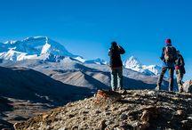 Tibet Wanderreisen / Lernen Sie die schönste Wanderwege der tibetischen Region durch unsere Wanderung und Trekkingtouren kennen.