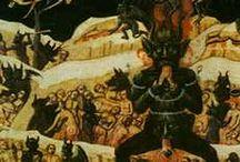 Hell-paintings