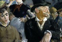 Art-Edouard Manet / by Allene Nicolai