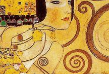 Gustav Klimt / by Deborah Hein