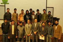 CAREER consultant from Tokyo Mr.Yoshikazu visits UOL  / Top career Consultant from Tokyo visited the University of Lahore (UOL) to present the following: 1. General information about studying in Japan. 2. General information about Working in Japan Chairman UOL, Mr. Awais Raoof, Dean Computer Science Department Dr. Prof. Aftab Ahmed Malik and Director HEC were also present there.
