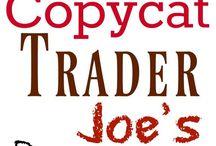 Trader Jacks recipes