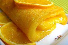 Tortá de laranja