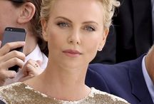 Styl Charlize Theron