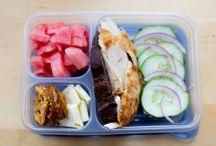 lunch ideas / by Niki Laban