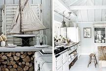 "Dream Home / Inviting rooms and spaces that make you go...""ahh""."