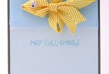Card ideas / Ideas for card making. / by Emily Hein