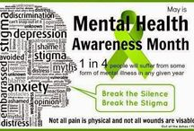 Mental Health Awareness / by Recovery Washtenaw