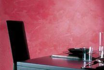 Stucco Veneziano/Spatula Stuhhi / Im Urlaub fühlt man sich rundherum wohl, kann sich erholen und ist ausgeglichen. Warum sich also nicht den Urlaub und das südländische Flair nach Hause holen und sich jeden Tag nach Feierabend zu Hause  in den Urlaub träumen...  http://www.borsch-info.de/