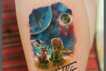 The Little Prince Tattoo