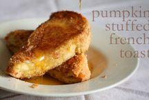 Pumpkin everything!! / by Stephanie Carr