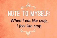 Good food motivation!