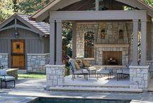 Home Decor: Outdoors / by Kylena Branan