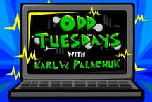 Odd Tuesdays / Odd Tuesdays is a Podcast for I.T. Consultants that features what's new in tech management and best practices for running an I.T. business. The Podcast airs on the first and third Tuesdays of each month and features a variety of Vendor & MSP consultant interviews and advice segments. various aspects of running an MSP business.