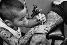 Tattoos / by Vera L