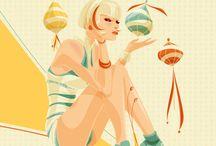 Inspiration: Ragnar / by Estella Tse