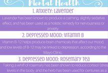 natural mental health remedies
