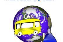 Inspiration 'Magic school bus'