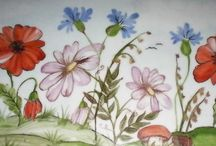 Luciana / Disegni animali e paesaggi