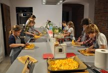 KULINARNE KREACJE / Najświeższa dawka informacji, wydarzeń i zdjęć z naszych kulinarnych zajęć :)
