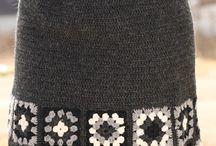 Gonna a maglia