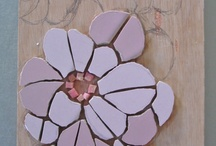 mosaics/stained glass