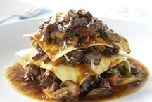 Veal and Pasta Recipes