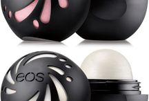 Lips bam-Lip smackers~I prefer EOS