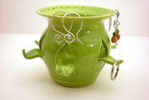 K 052 Keramik Schmuckschalen