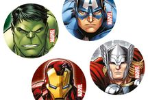 Avengers Party / Earth's mightiest heroes! / by Party Pieces
