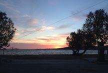 Παρος / Sunset in Paros isl