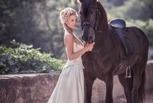 Wedding - with animals
